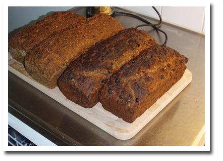 Brödbakning